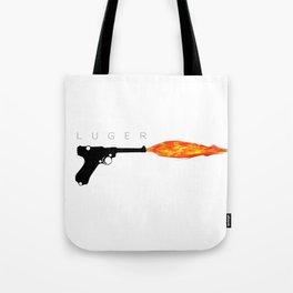 Luger Tote Bag