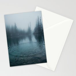 Grassi Lakes II Stationery Cards