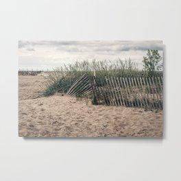 A Beach Day Metal Print