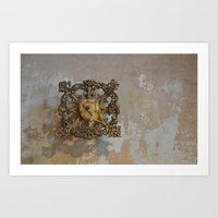 medieval Art Prints featuring Medieval Flair by Imaginibus