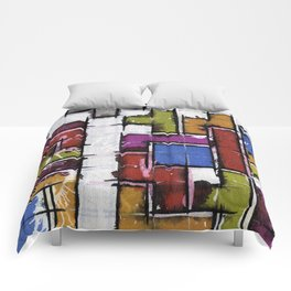 Life as Tetris Comforters