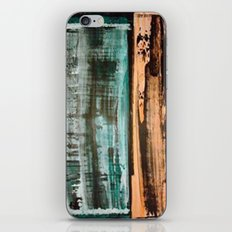 SCRAPE 1 iPhone & iPod Skin