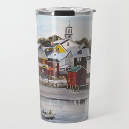 Portsmouth Harbour Travel Mug