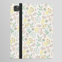 Spring Bloom iPad Folio Case