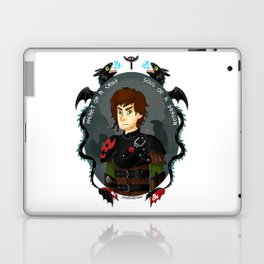 Hiccup Haddock III- Pride of Berk Laptop & iPad Skin