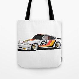 GT3 Porsche Cup Car Tote Bag