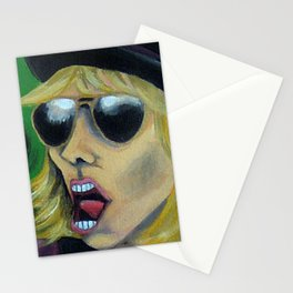 Faces of Tom Petty Stationery Cards
