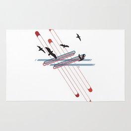 Fly Away Home Rug