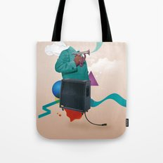 ILOVEMUSIC #2 Tote Bag