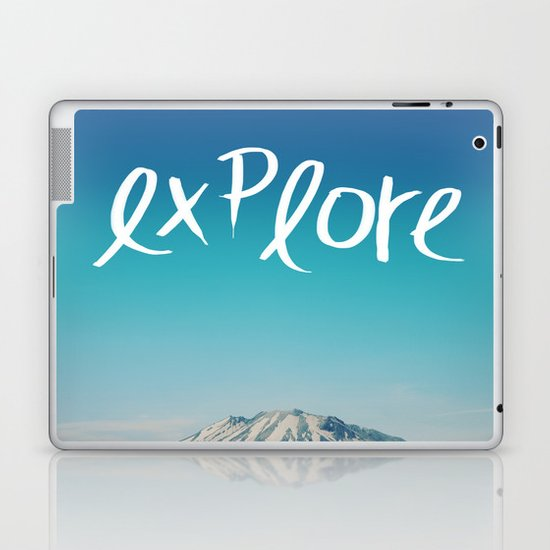 Explore: Mountain Laptop & iPad Skin