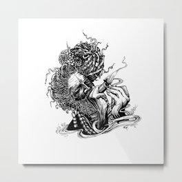 Baba Metal Print