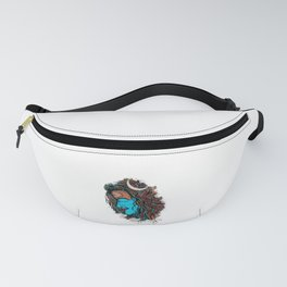 The Wandering Peaceful Yogi Lord Shiva Fanny Pack