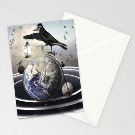 My Orbit Stationery Cards