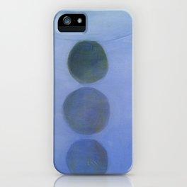 3 Circles iPhone Case