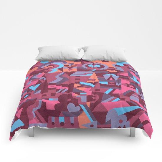 Schema 12 Comforters