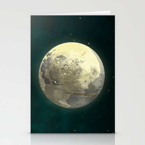 Big Moon Stationery Cards
