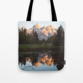 Summer in the Tetons 2 Tote Bag