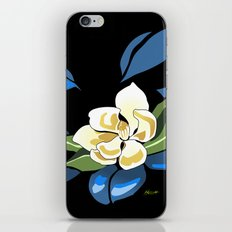 Magnolia iPhone & iPod Skin