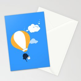 In-flight incident Stationery Cards