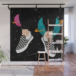 Fly To Your Dream Wall Mural