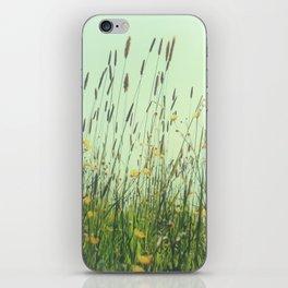 SUMMERTIME vol1 iPhone Skin