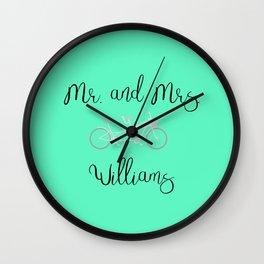 Williams Wall Clock