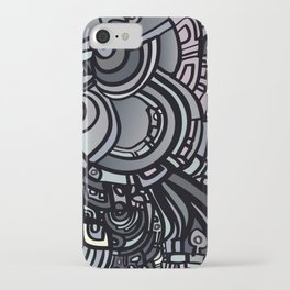 ROBOTS OF THE WORLD iPhone Case