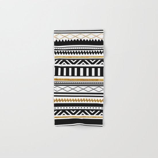Aztec Hand & Bath Towel