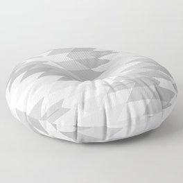 San Pedro in Grey Floor Pillow