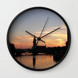 STHLM Wall Clock