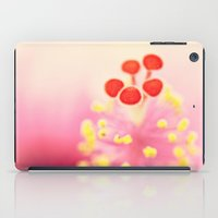 hibiscus iPad Cases featuring Hibiscus by Laura Ruth