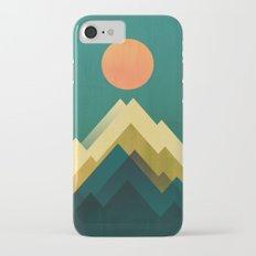Gold Peak iPhone 7 Slim Case