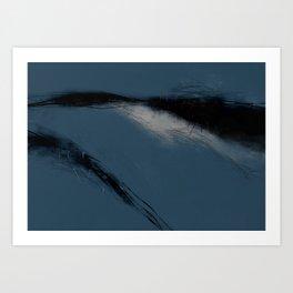 Morceaux/Pieces 2 Art Print