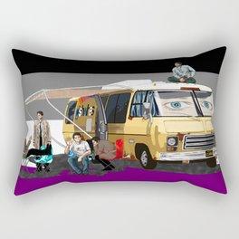 Asexual GISHBUS Rectangular Pillow