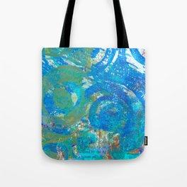 Cerulean Dream Tote Bag