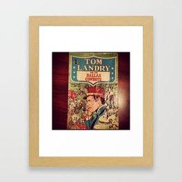 Classic Cowboys Framed Art Print