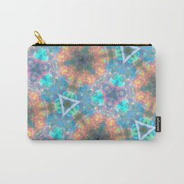 Pastel Opal Carry-All Pouch