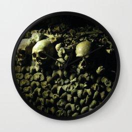 The Catacombs Wall Clock