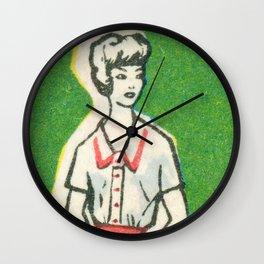 Fashion ´65 # 3 Wall Clock