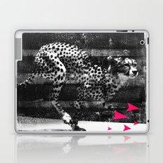 speed runner Laptop & iPad Skin