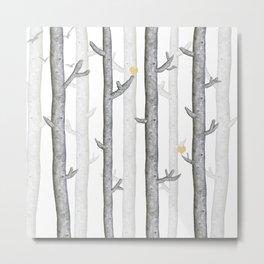 Nature lover trees Metal Print