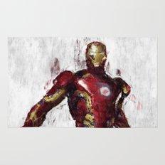 Iron Man Rug