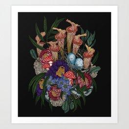 Nest 1 Art Print