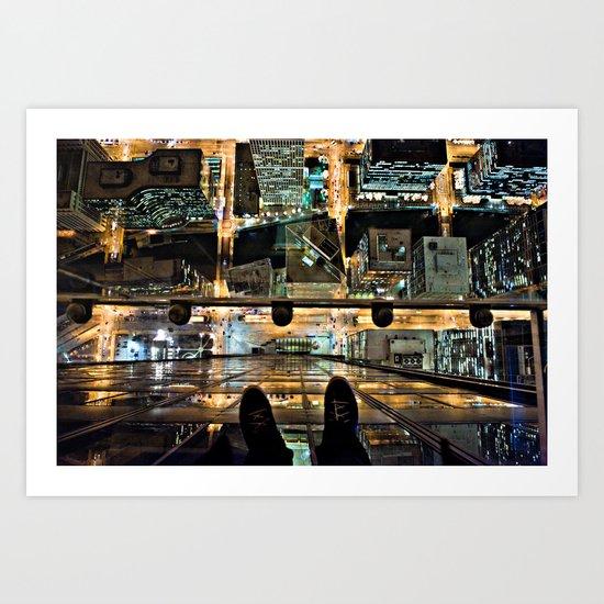 Skydeck III Art Print