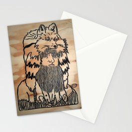 Beardman Stationery Cards