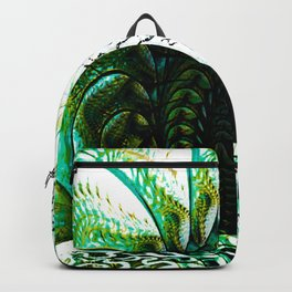 Opposition Green Inversion Backpack