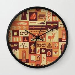 Accio Items Wall Clock