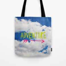 Adventure // Sky Tote Bag