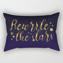 Rewrite the Stars - The Greatest Showman Rectangular Pillow