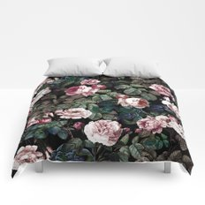 NIGHT FOREST XX Comforters